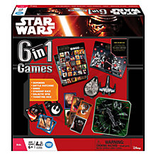 Buy Star Wars 6 in 1 Games Compendium Online at johnlewis.com