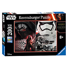 Buy Ravensburger Star Wars Episode VII: The Force Awakens Jigsaw Puzzle, 200 Piece Online at johnlewis.com