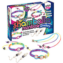 Buy myStyle Shamballa Rainbow Jewellery Maker Online at johnlewis.com