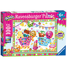 Buy Shopkins XXL Ravensburger Puzzle, 100 Pieces Online at johnlewis.com