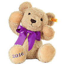 Buy Steiff Cosy Teddy Bear, 2016 Online at johnlewis.com