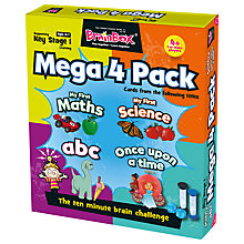 Buy BrainBox Key Stage 1 Mega Pack Game Online at johnlewis.com