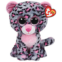 Buy Ty Beanie Boo Tasha Soft Toy Online at johnlewis.com
