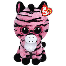 Buy Ty Beanie Boo Buddy Zoey Soft Toy, 24cm Online at johnlewis.com