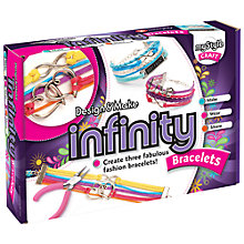 Buy myStyle Infinity Bracelets Jewellery Maker Online at johnlewis.com