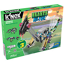 Buy K'Nex Beasts Alive Bronto Construction Set, 213 Pieces Online at johnlewis.com