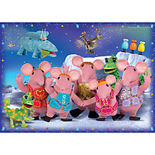 Buy Clangers Giant Floor Puzzle, 24 pieces Online at johnlewis.com
