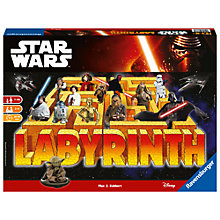 Buy Ravensburger Star Wars Labyrinth Game Online at johnlewis.com