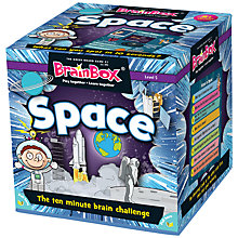 Buy BrainBox Space Brain Challenge Game Online at johnlewis.com