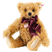 Buy Steiff British Collectors' Teddy Bear Online at johnlewis.com