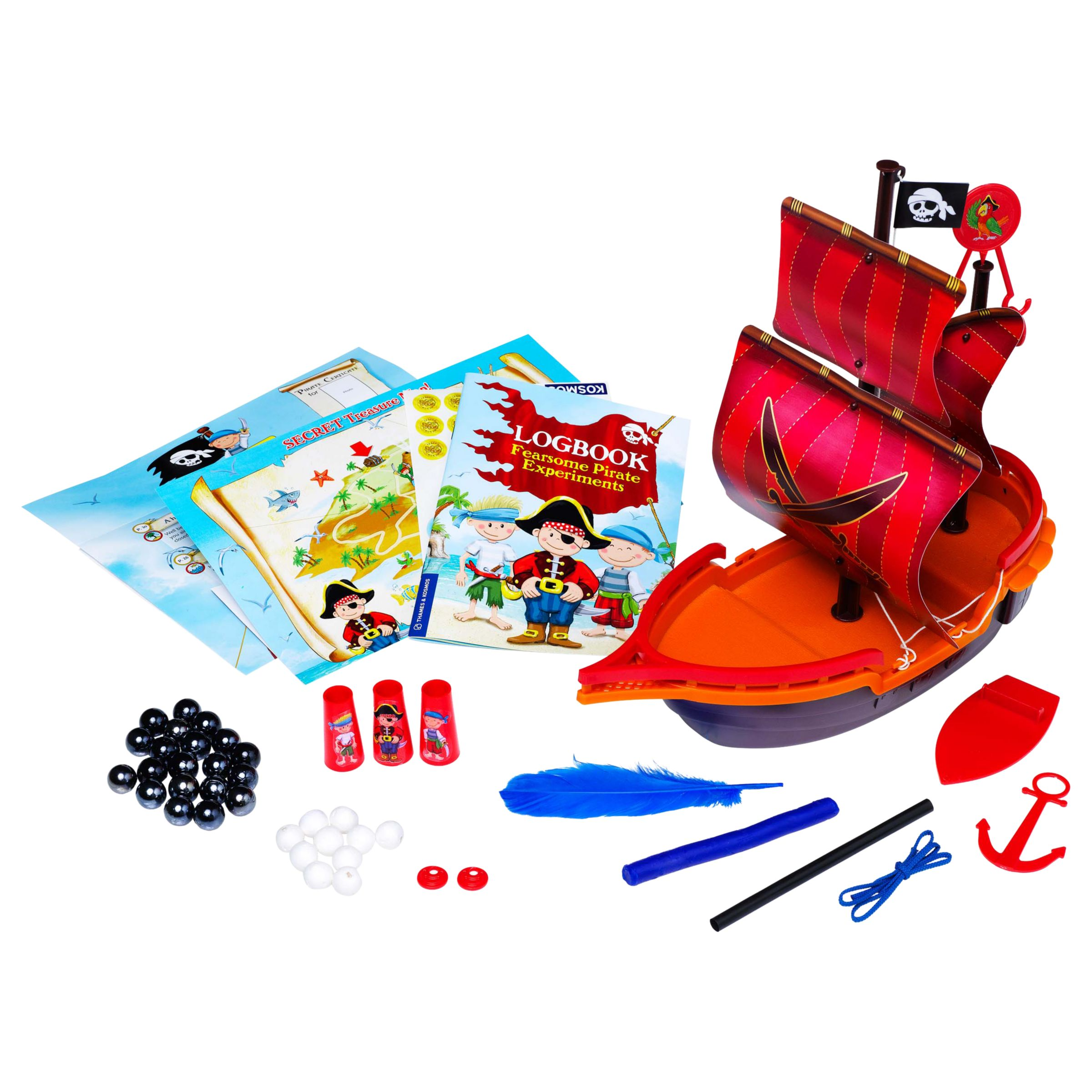 Thames & Kosmos Thames & Kosmos Pirate Ship Experiment Kit
