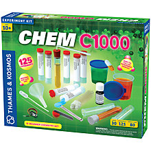 Buy Thames & Kosmos CHEM C1000 Chemistry Set Online at johnlewis.com