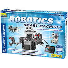 Buy Thames & Kosmos Robotics Smart Machines Engineering Kit Online at johnlewis.com