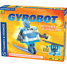 Buy Thames & Kosmos Gyrobot Experiment Kit Online at johnlewis.com