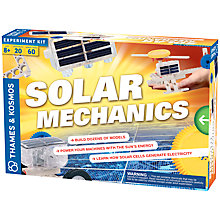 Buy Thames & Kosmos Solar Mechanics Science Kit Online at johnlewis.com
