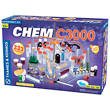 Buy Thames & Kosmos CHEM C3000 Chemistry Set Online at johnlewis.com
