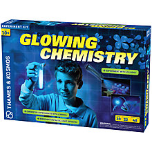 Buy Thames and Kosmos Glowing Chemistry Experiment Kit Online at johnlewis.com