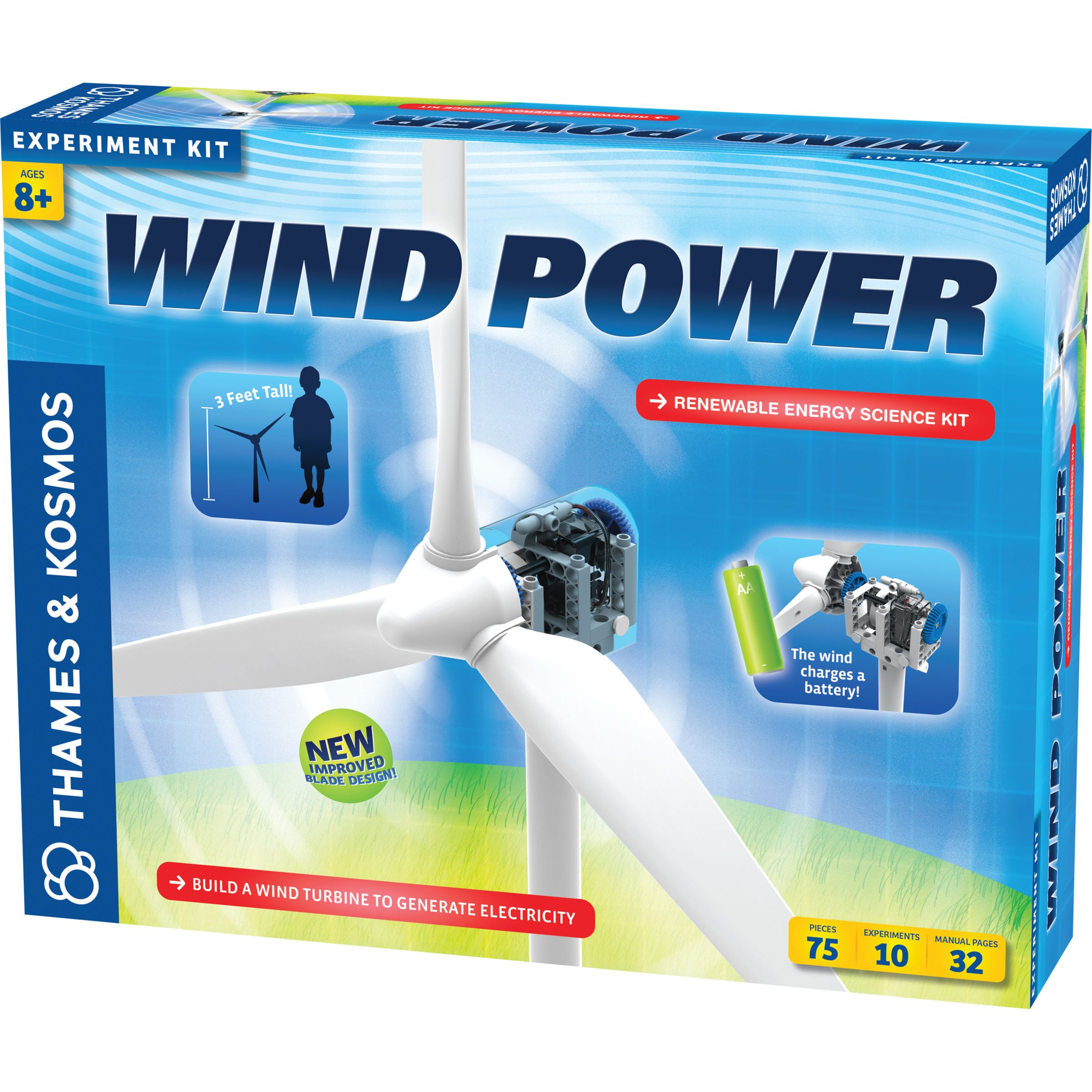 Thames & Kosmos Thames & Kosmos Wind Power Science Kit