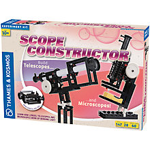 Buy Thames & Kosmos Scope Constructor Science Kit Online at johnlewis.com