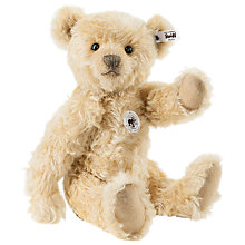 Buy Steiff Mr Vanilla Teddy Bear Online at johnlewis.com