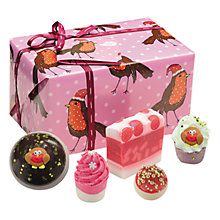 Buy Bomb Cosmetics Rockin Robin Gift Pack Online at johnlewis.com