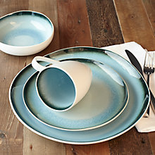 Buy west elm Crackled Tableware Online at johnlewis.com