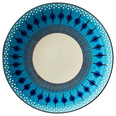 Image of west elm Potter's Workshop 23cm Salad Plate, Blue