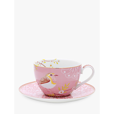 PiP Studio Early Bird Cappucino, Pink