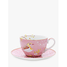 Buy PiP Studio Early Bird Cappucino, Pink Online at johnlewis.com