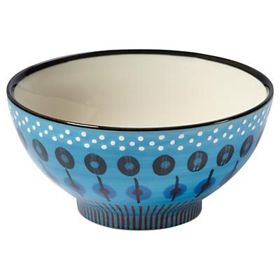 Image of west elm Potter's Workshop Dash Bowl, Blue