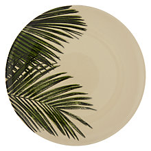 Buy John Lewis La Selva Palm Dinner Plate Online at johnlewis.com