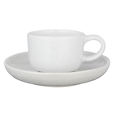 Social by Jason Atherton Espresso Cup & Saucer, Set of 4