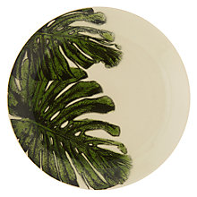 Buy John Lewis La Selva Leaf Side Plate Online at johnlewis.com