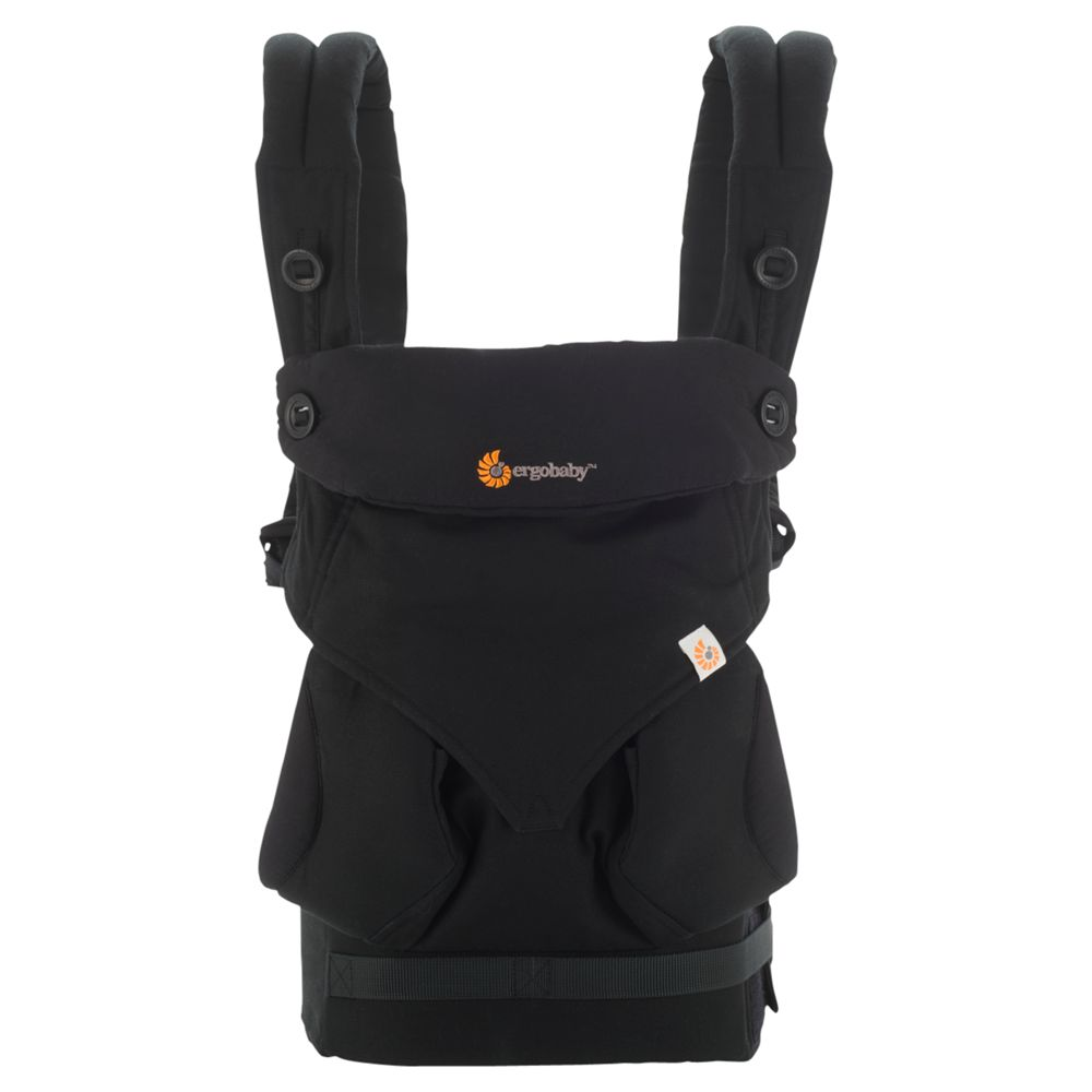 Ergobaby Ergobaby Four Position 360 Baby Carrier, Pure Black