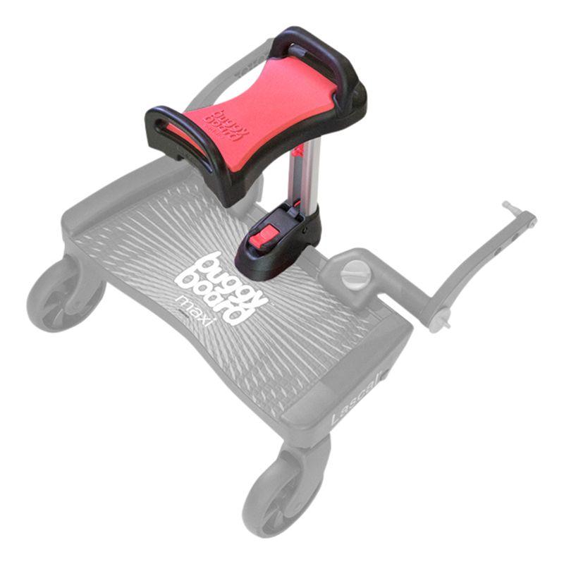 Lascal Lascal Buggyboard Maxi Saddle, Red