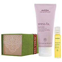 Buy AVEDA Stress Fix™ Hand Creme Skincare Gift Set Online at johnlewis.com
