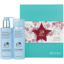 Buy Liz Earle Orange Flower Hand Repair™ Bodycare Gift Set Online at johnlewis.com