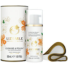 Buy Liz Earle Cleanse & Polish™ Limited Edition Sweet Orange & Mint Online at johnlewis.com