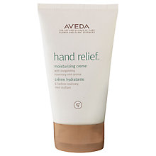 Buy AVEDA Hand Relief™ Moisturising Crème, 125ml Online at johnlewis.com