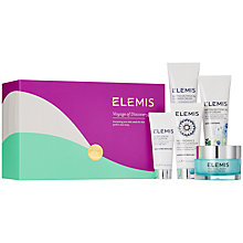 Buy Elemis Voyage Of Discovery Skincare Gift Set Online at johnlewis.com
