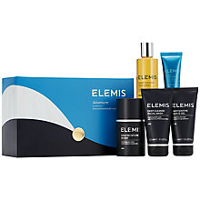 Buy Elemis 'Adventurer' Skincare Gift Set Online at johnlewis.com