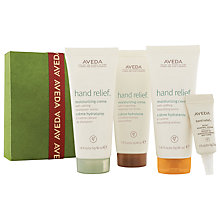 Buy AVEDA Trio Hand Skincare Gift Set Online at johnlewis.com