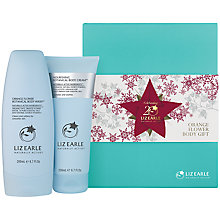 Buy Liz Earle Orange Flower Bodycare Gift Set Online at johnlewis.com
