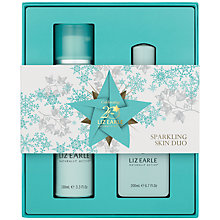 Buy Liz Earle Sparkling Skin Duo Skincare Gift Set Online at johnlewis.com