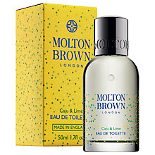 Buy Molton Brown Caju & Lime Eau de Toilette, 50ml Online at johnlewis.com