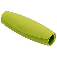 Buy Joseph Joseph Scroll Garlic Peeler, Green Online at johnlewis.com