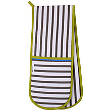 Buy Designers Guild Franchini Stripe Oven Glove Online at johnlewis.com