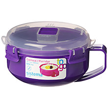 Buy Sistema Porridge To Go Online at johnlewis.com