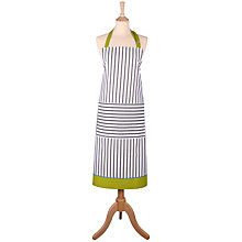 Buy Designers Guild Franchini Stripe Apron Online at johnlewis.com