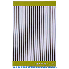Buy Designers Guild Franchini Stripe Tea Towel Online at johnlewis.com